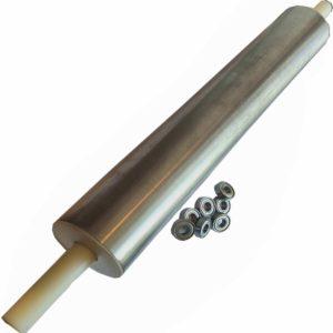 skalka dlya testa professionalnaya metalicheskaya 300x300 - скалка для теста профессиональная металлическая 65-10см с подшипниками